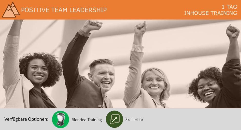 Positive Team Leadership Training