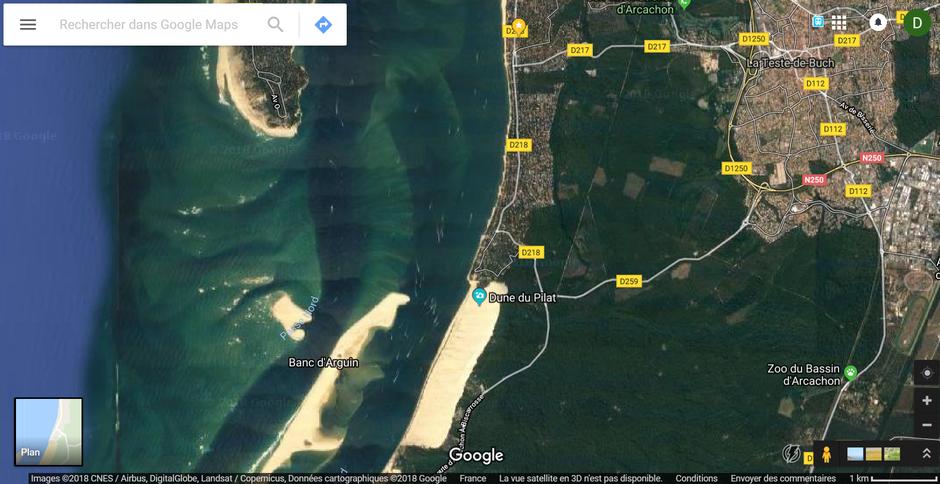 Source : Google Maps