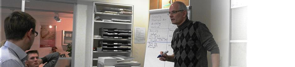 Austausch mit Hendrik Pröhl - Dienstleistungen für Ihr Unternehmen
