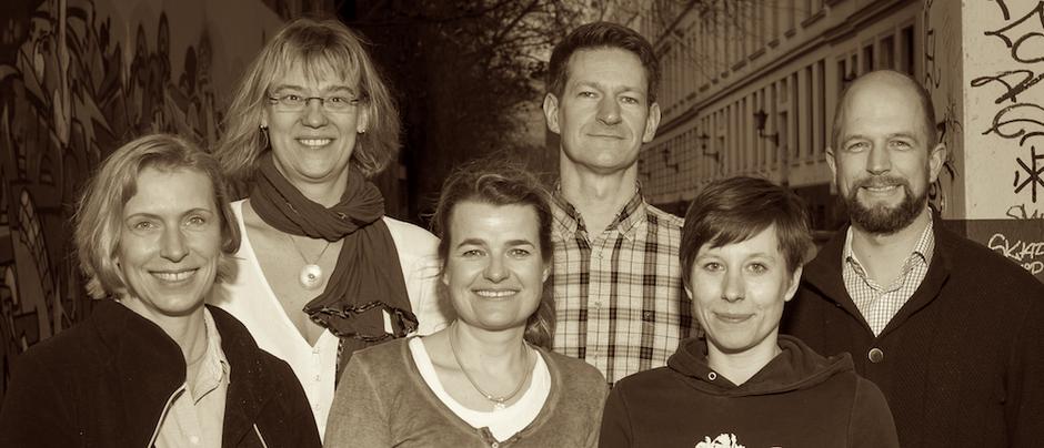 Team der BERATUNG JUDITH ANDRESEN, Photo: Michael Dutzke