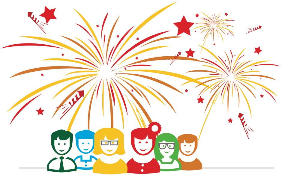Karsten, Boris, Judith, Julia, Anja & Christine wünschen einen guten Start ins Jahr 2015!