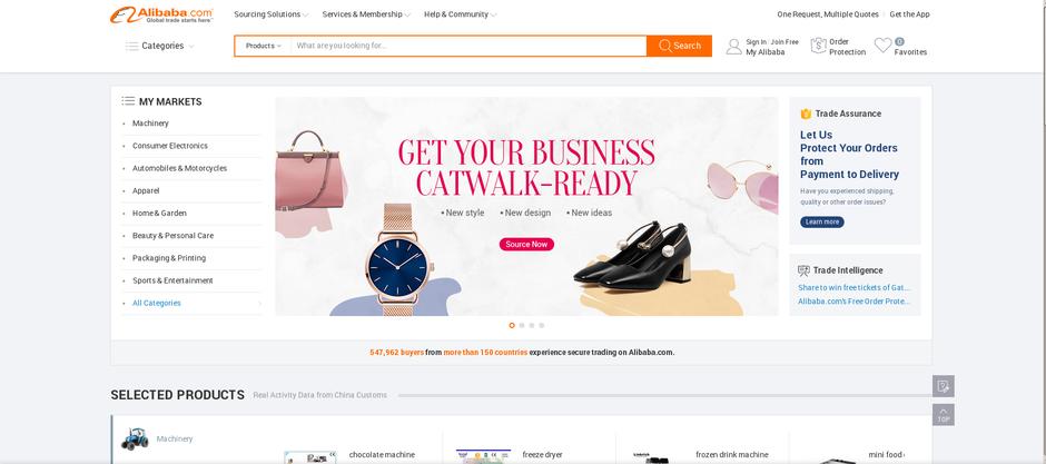 Amazon FBA alibaba Produktsuche Produktvergleich Vergleich Produkte Supplier Händler