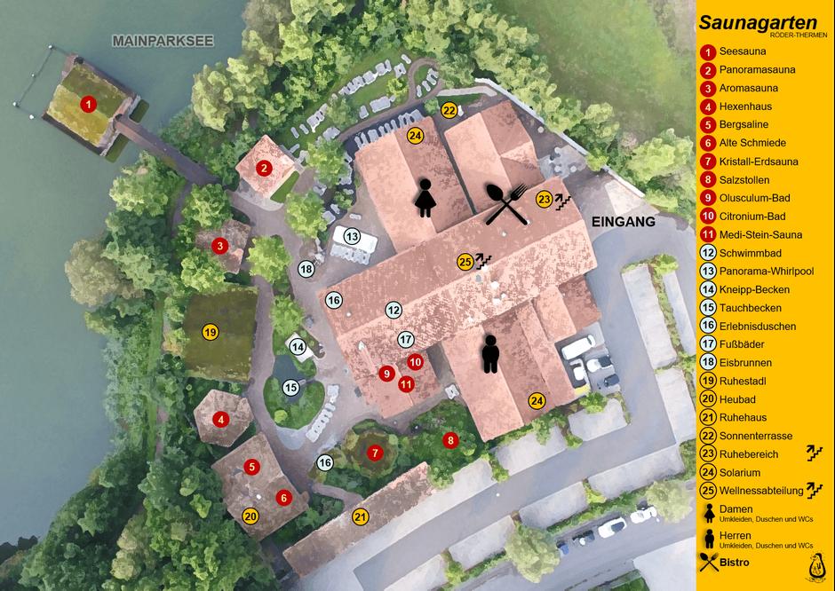 Saunagarten_Mainaschaff_Lageplan