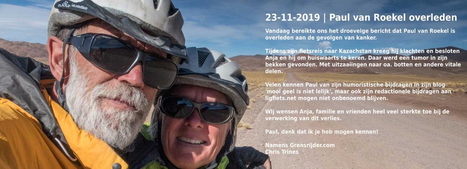 FOTO | Cycling Around The World.nl