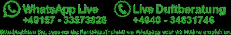 Parfümerie Hamburg Kontakt via WhatApp: +4915733573828 oder +494034831746