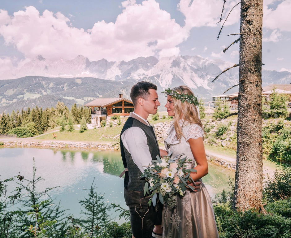 Schladming Dachstein Hochzeit
