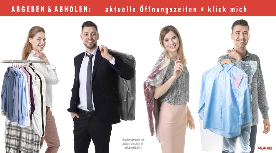 mueden.de, Startseite, Bild Abgeben & Abholen, aktuelle Öffnungszeiten