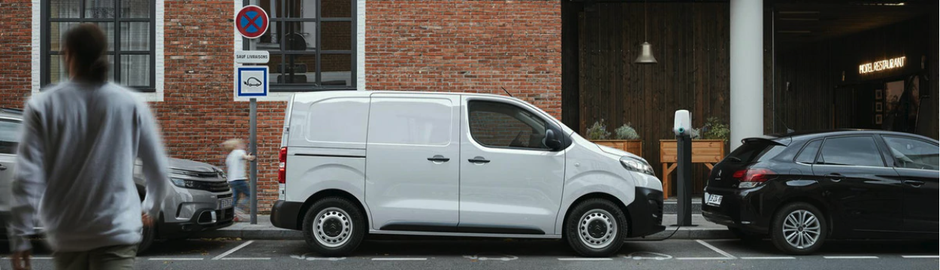 CITROËN Jumpy Transporter