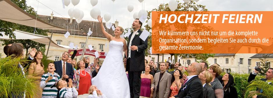 Hochzeitsfeier toxa eventmanagement