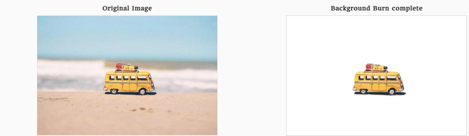 Background Burner conseillé par EyeOnline agency pour la création de contenu webmarketing