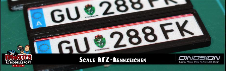scale kfz kennzeichen 1 10 vignette 57a pickerl f r. Black Bedroom Furniture Sets. Home Design Ideas