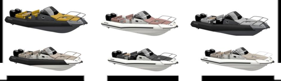 Zodiac N-ZO RIB - N-ZO 700 CABIN RIB te koop for sale Rubberboot Holland Aalsmeer