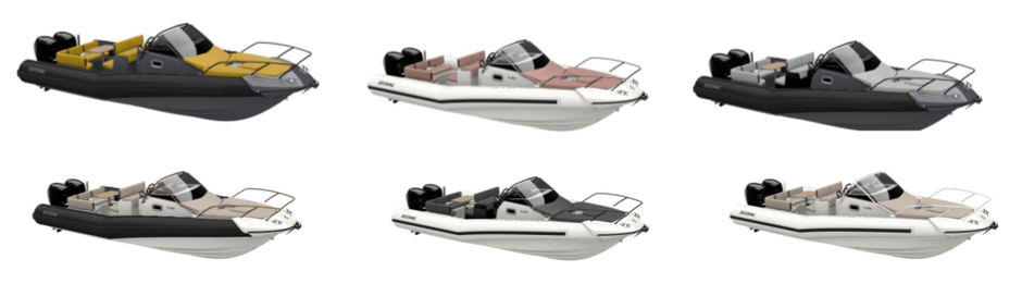 Zodiac N-ZO RIB - N-ZO 700 CABIN RIB te koop for sale Rubberboot Holland Aalsmeer