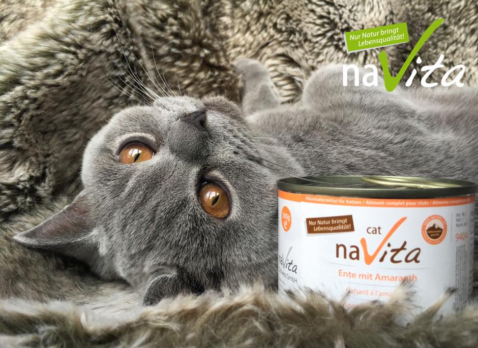 naVita-Futtercheck für alle Katzen