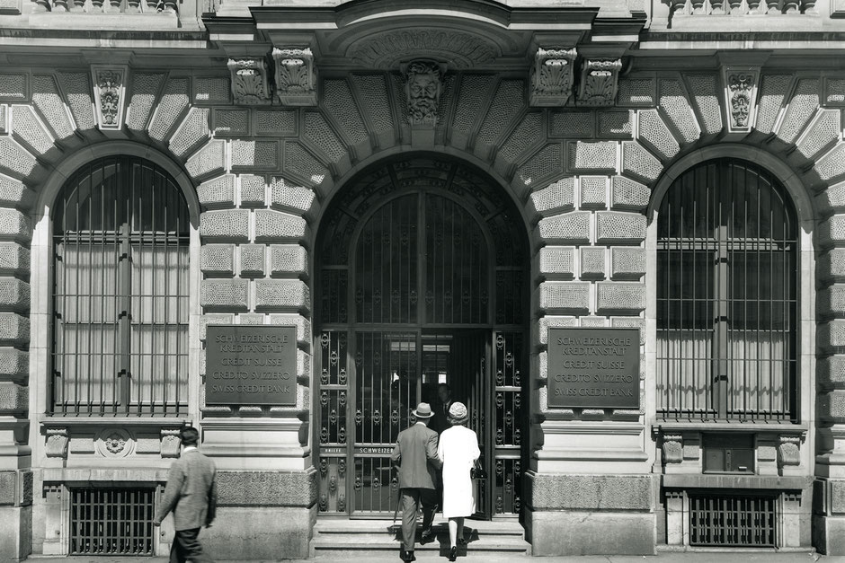 Schweizerische Kreditanstalt, 1963
