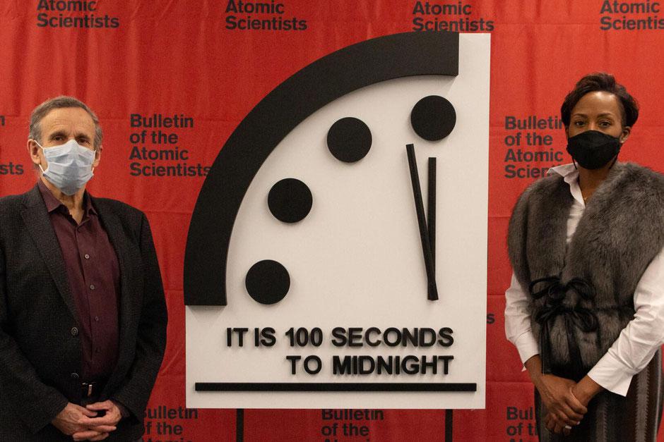 Photo: Bulletin of the Atomic Scientists/Thomas Gaulkin