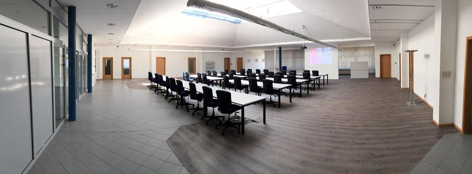 Schulungsräume des Nagel  Driving Centers - die Fahrschule der Nagel-Group