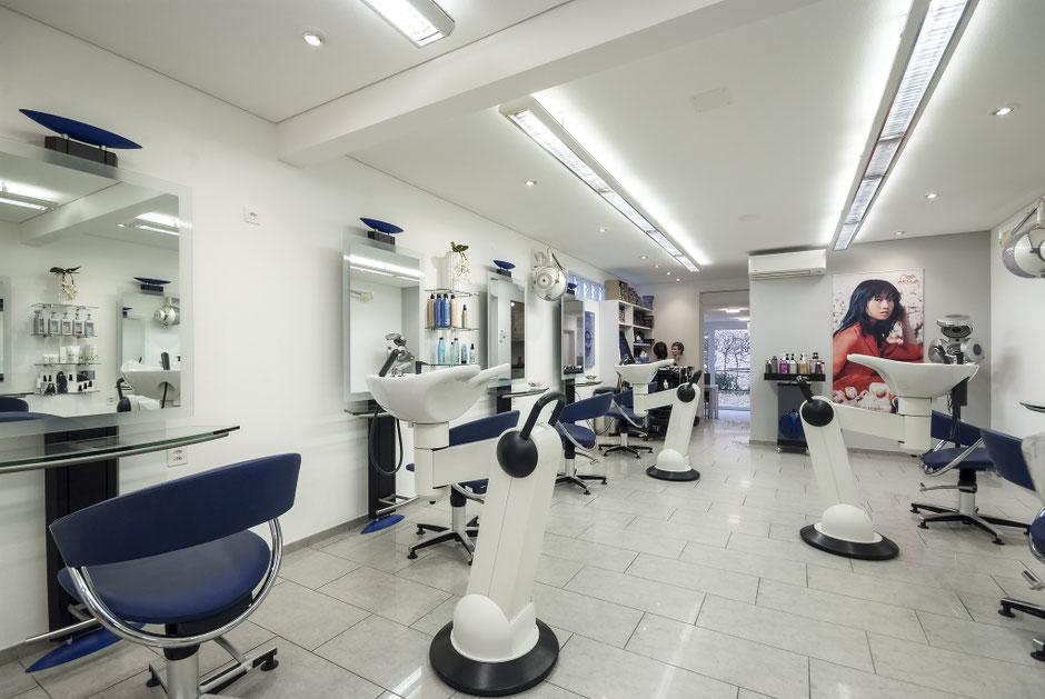 Salon Damen Createam Coiffure Haas GmbH Huttwil