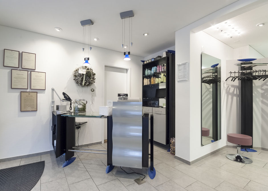 Salon Herren Createam Coiffure Haas GmbH Huttwil