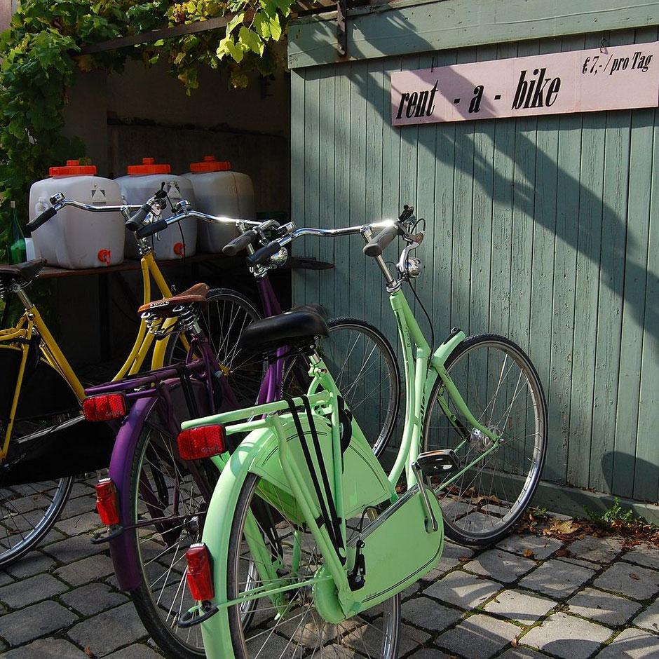 Rent a Bike by Sigismund von Dobschütz - Wikipedia