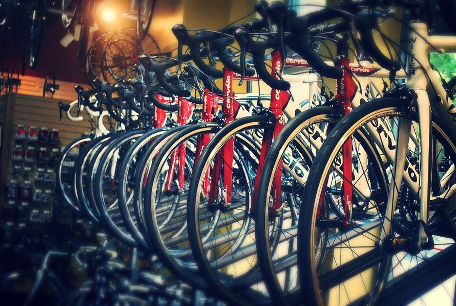 vélo de course en solde