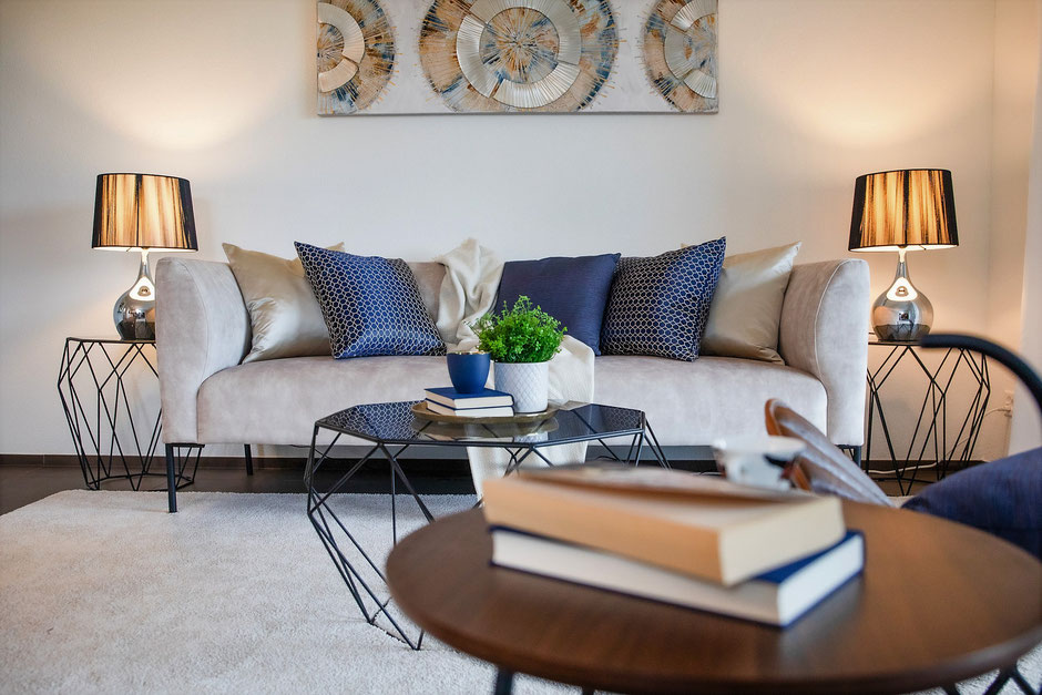 Home Staging Musterwohnung 3.5 Zimmer Hallwil