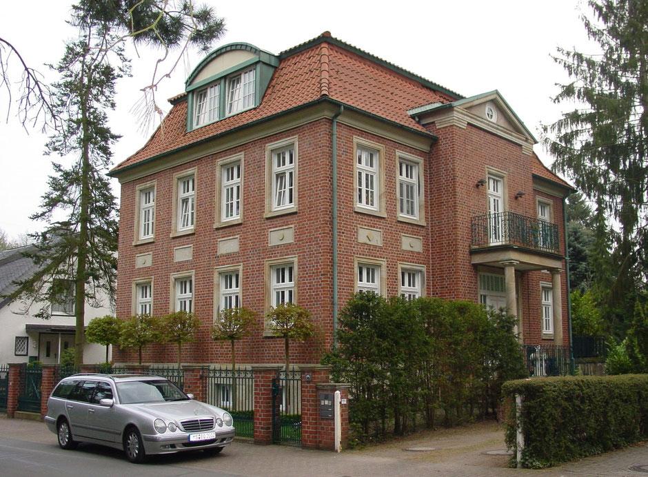 bild1: st mauritz villa H mit schwimmbad, bockhaus-odenthal architekten münster, architktur, immoblilien design, interior