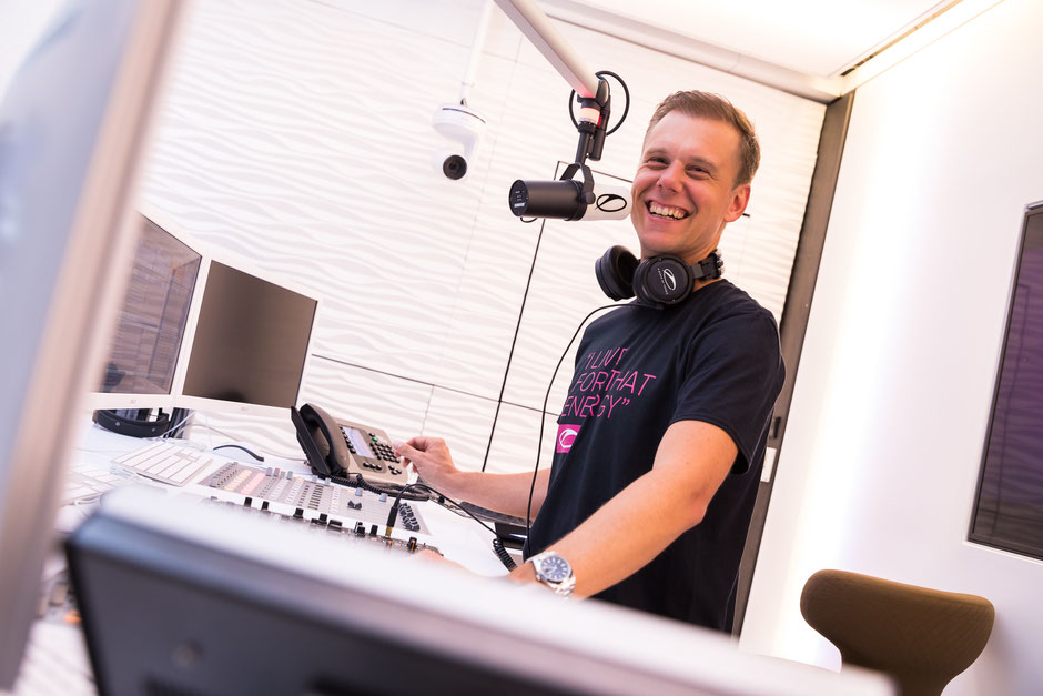 Armin van Buuren (by Floris Heuer)