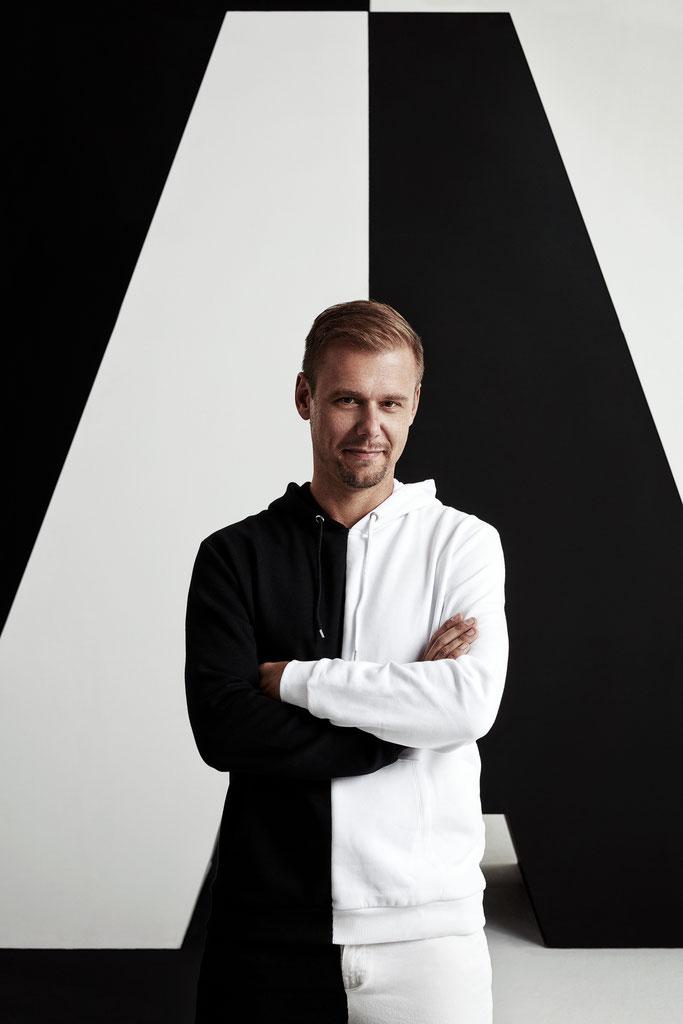 Armin van Buuren (image by Ruud Baan)