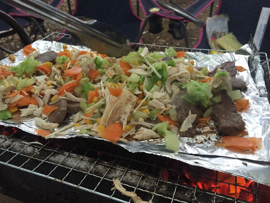 BBQ image photo one of the most famous outdoor activities with friends and family バーベキュー イメージ画像 アウトドア アクティビティ