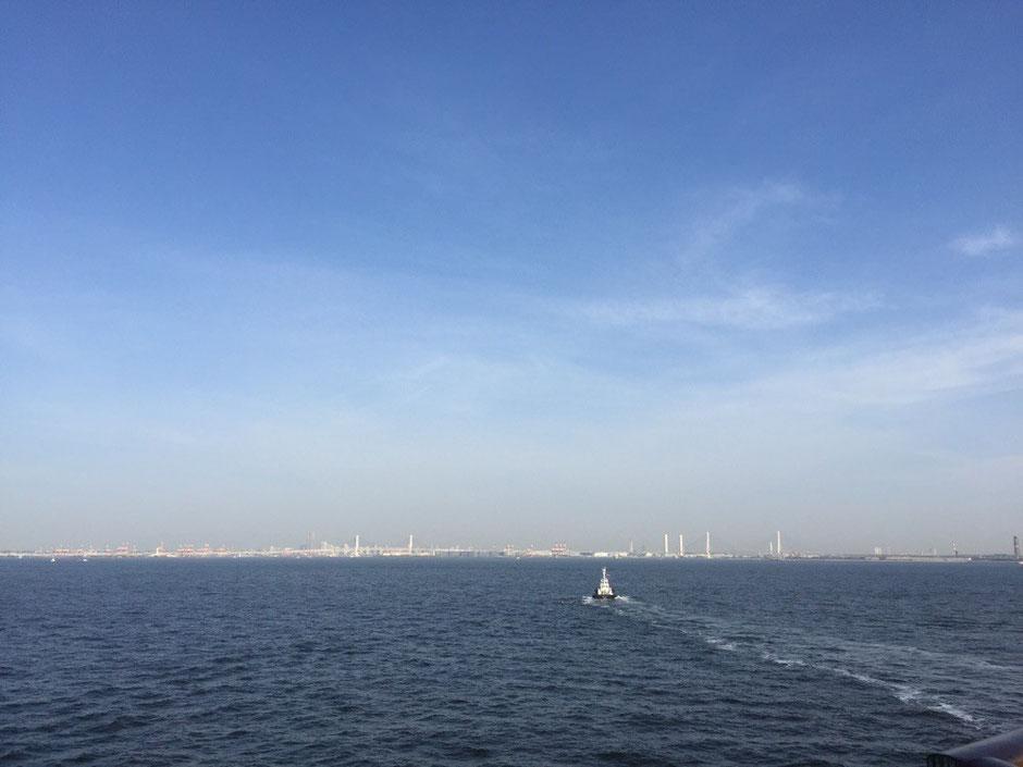 Tokyo Bay Japan Yokohama Bay Bridge Kanagawa Daikoku peer 東京湾 ベイブリッジ 横浜 神奈川 大黒ふ頭
