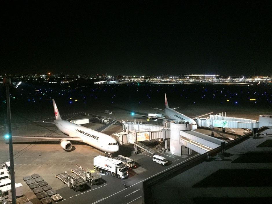 Tokyo International Airport (Haneda Airport) Tokyo Ota airport domestic terminal 東京国際空港(羽田空港) 東京都大田区 国内線ターミナル