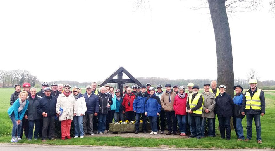 Gruppe des Heimatvereins - Foto: HPD