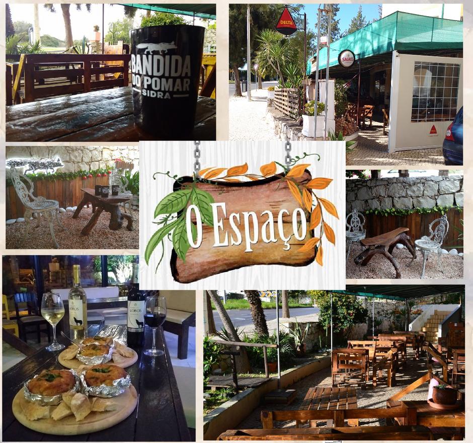 O Espaço Bar und Snack Bar in Portimão,Algarve,Portugal perfekt für ein Glässchen mit Freunde oder Romantisch mit Live Musik im Wochen Ende.