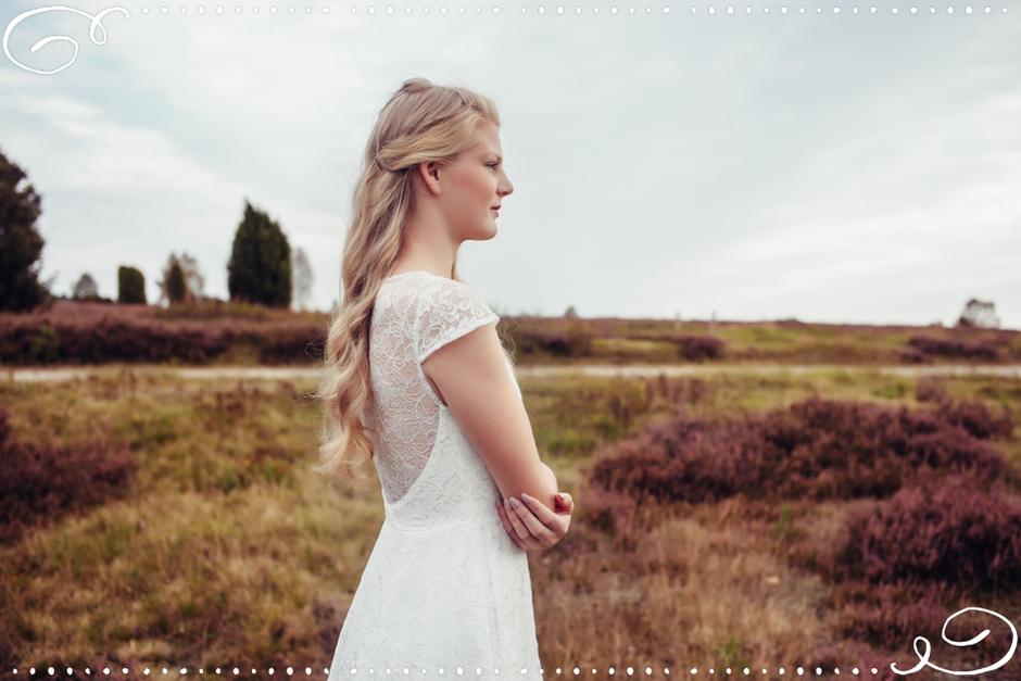 Vegane Brautmode - bio und fair