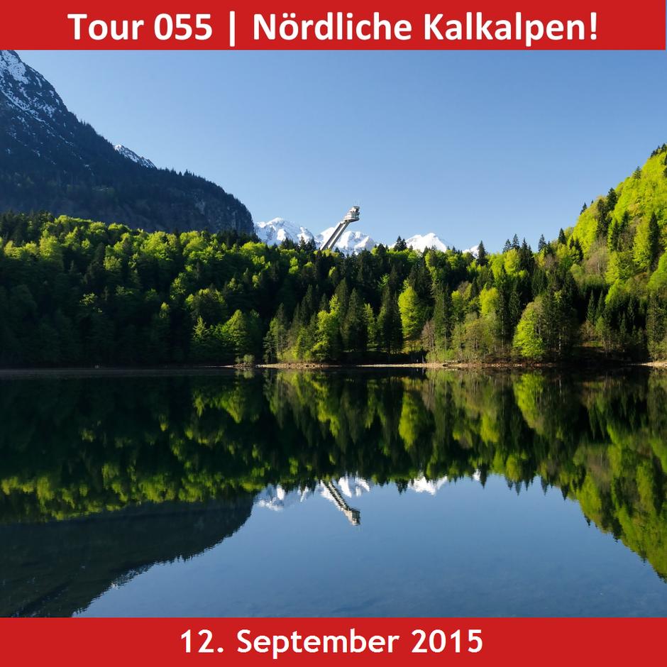 Tour 055 | Nördliche Kalkalpen!