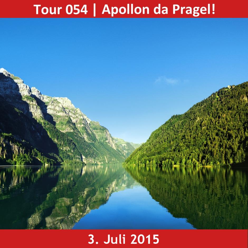 Tour 054   Apollon da Pragel!