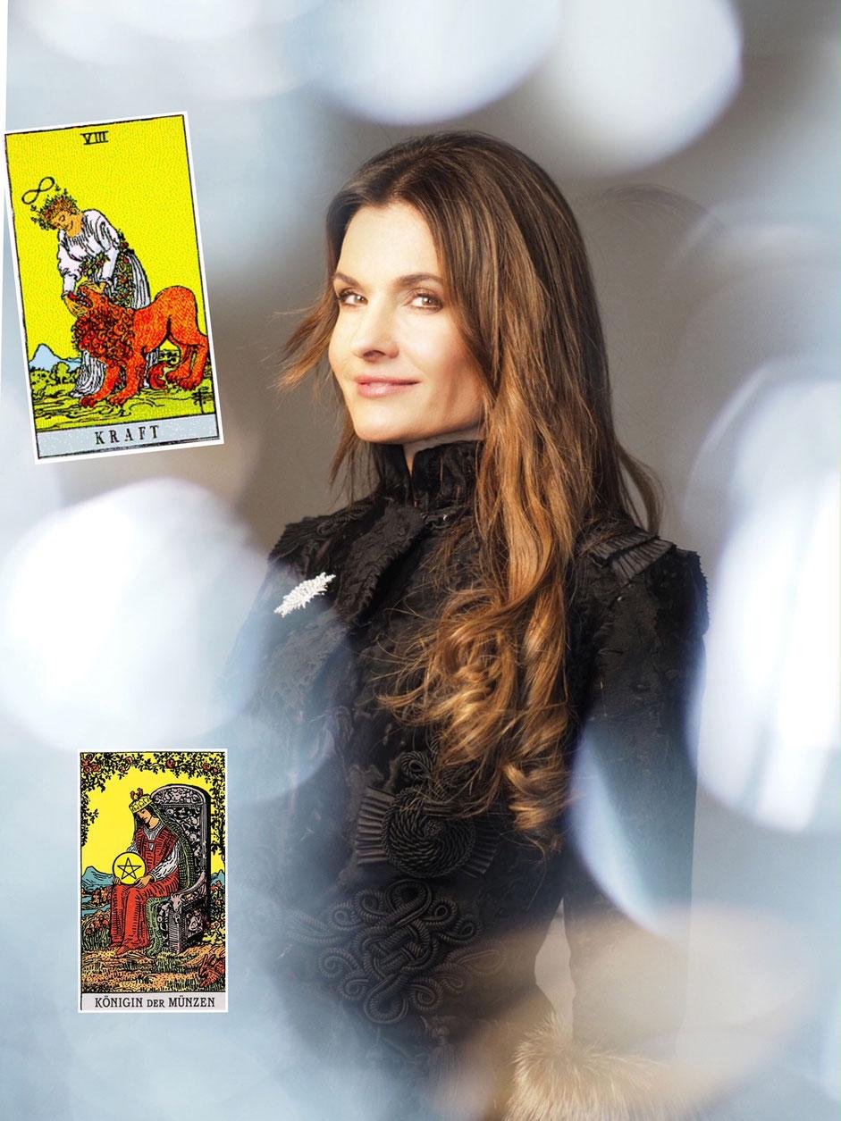 Die Kraft Königin Der Münzen Margret Marincolos Website
