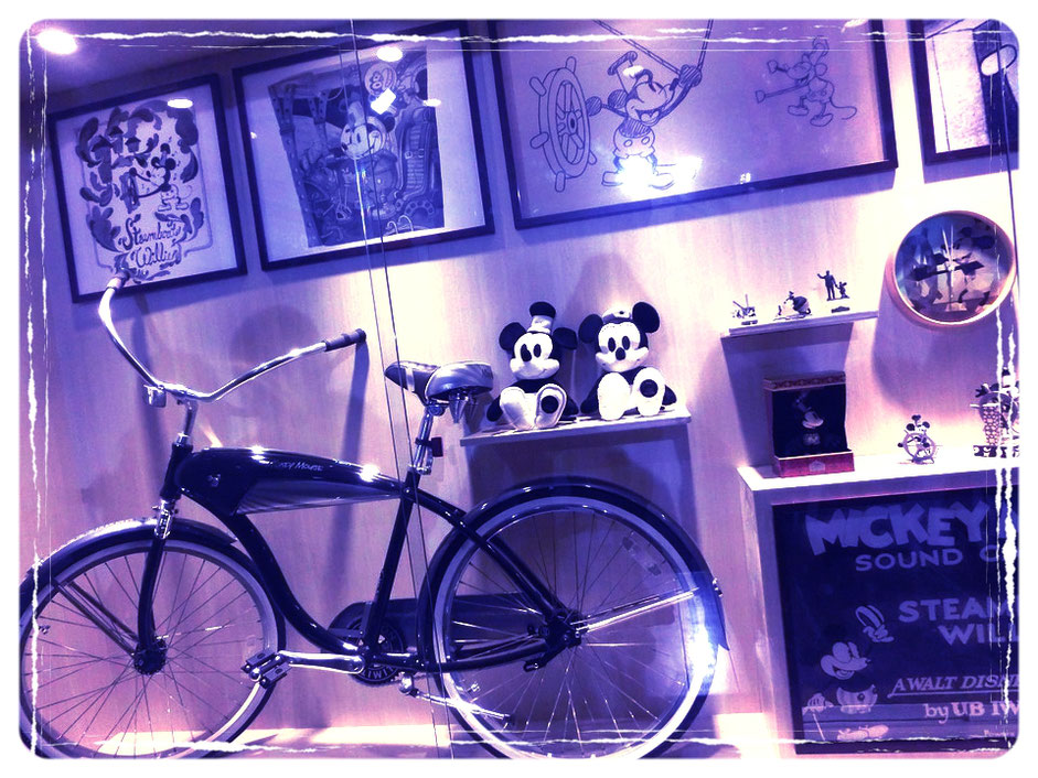 vélo cruiser aux encheres