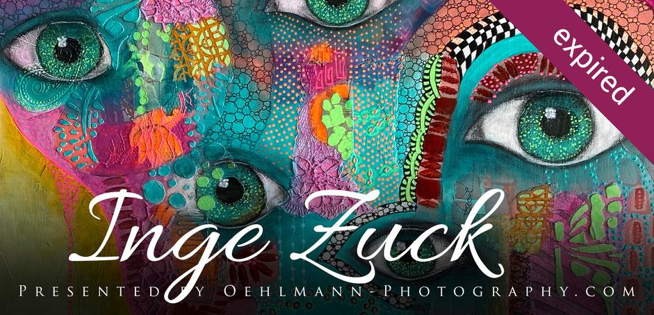 Banner, Online-Ausstellung, Inge Zuck, Dr. Ralph Oehlmann, Oehlmann-Photography