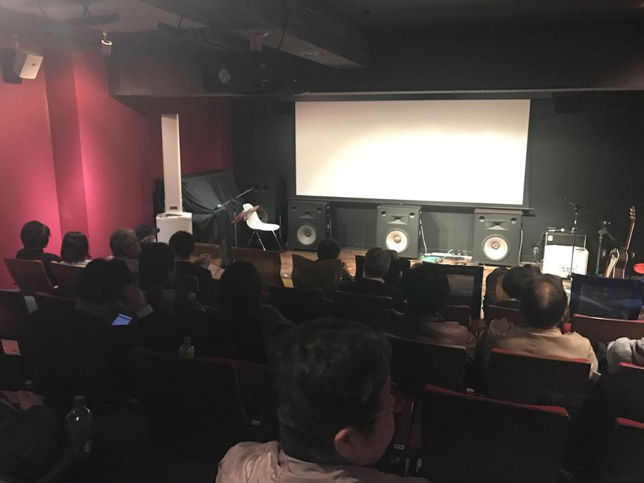 『N43° ABASHIRI ここで暮らす?』の東京上映会(写真1)
