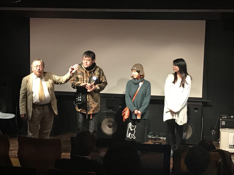 『N43° ABASHIRI ここで暮らす?』東京上映会(写真2)