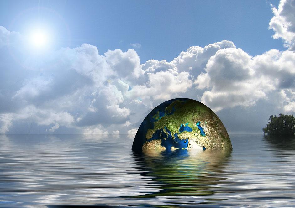 Fremde Welt eintauchen