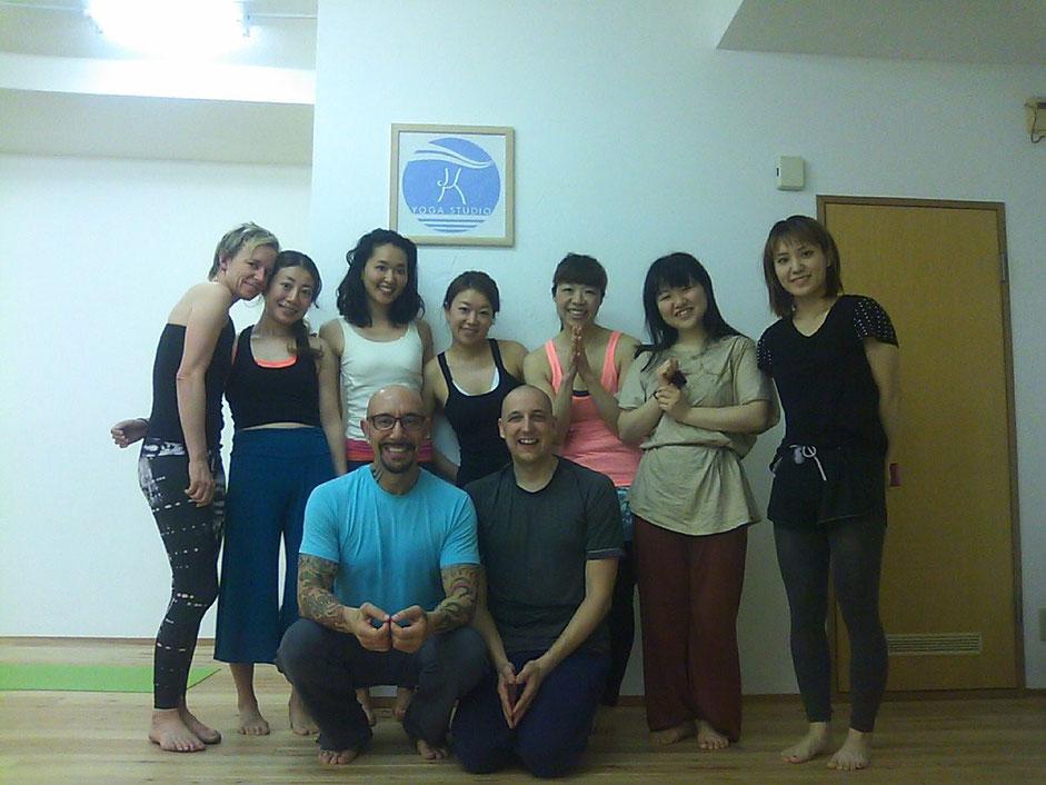 Power Yoga @K yoga