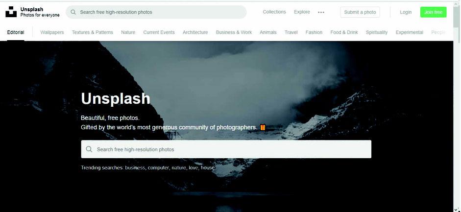 Kostenlose Bilder - Unsplash