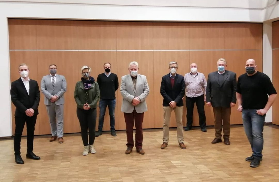 Kandidaten Kommunalwahl CDU Battenberg 2021