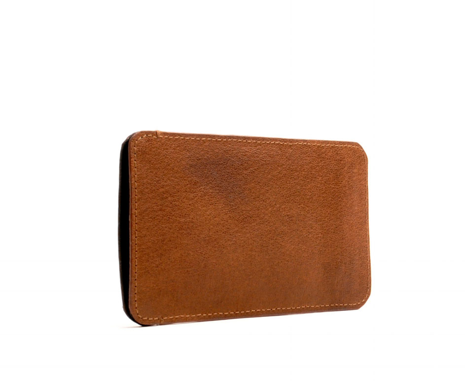 iPhone-Etui Herren Leder Herrenaccessories Büffelleder braun Online-Shop