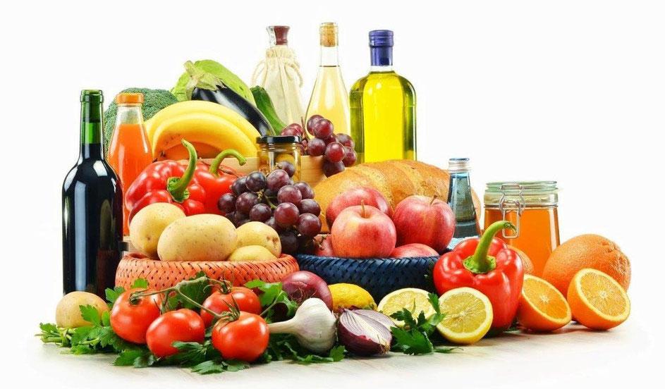 """La dieta mediterránea provee todo los que los """"superalimentos"""" prometen, más cerca, barato, y más apetecible"""