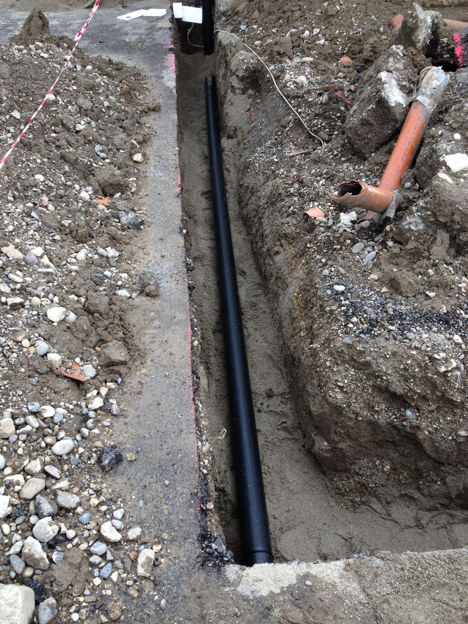 Dachwasserleitung (Studen)