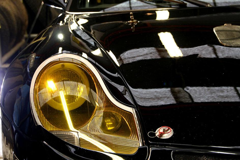 996GT3Rの磨きは埼玉の車磨き専門店